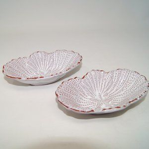 2 Mudpie Soap Dishes